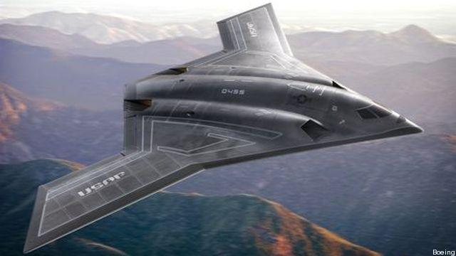 next-gen bomber