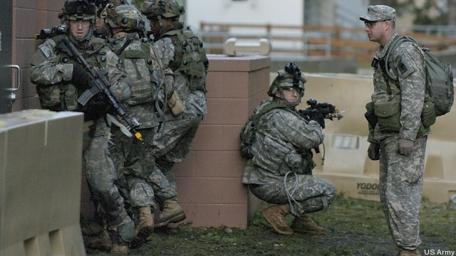 Army Pushes New Training, Tech For Infantry Squads « Breaking ...