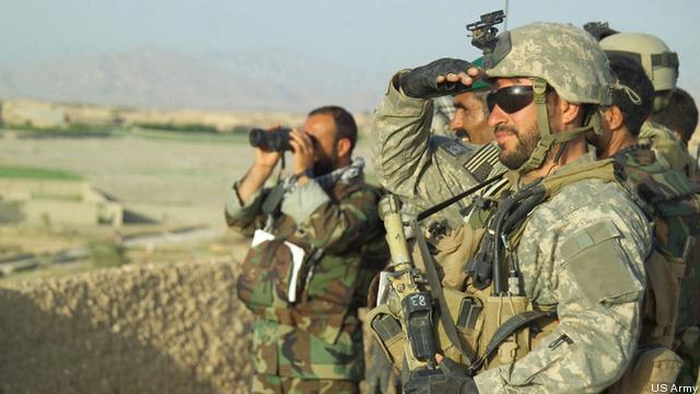 Train Afghans, Corrall Al Qaeda: America's Enduring Mission in Afghanistan