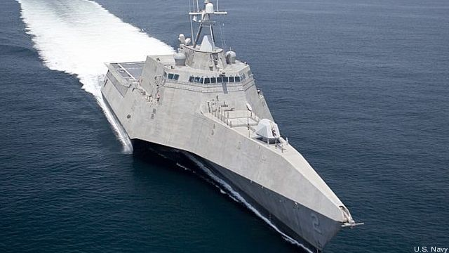USS Independence, LCS-2