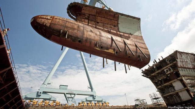 Navy shipbuilding plan breaking defense defense industry news navy photo malvernweather Gallery