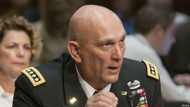 Gen.Ray Odierno