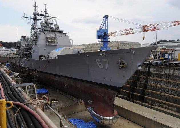 Hasc Rejects Cno Greenert Plea On Cruisers At Markup