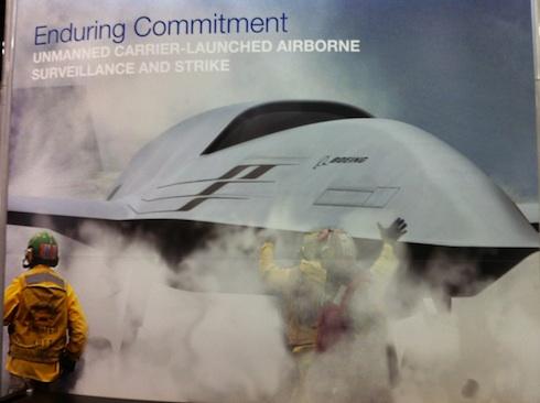 UCLASS Boeing