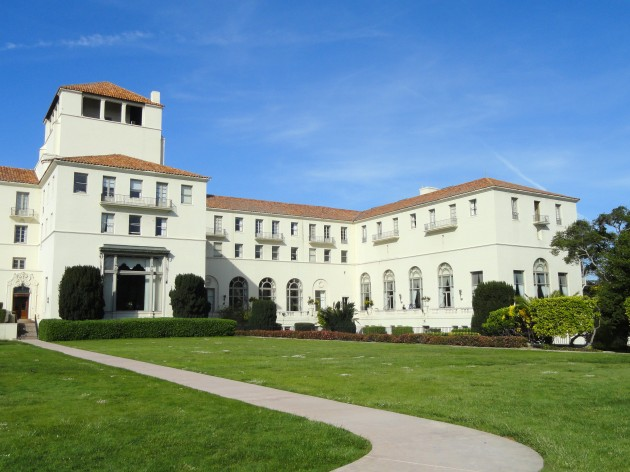 The Naval Postgraduate School in Monterey, Ca., has cancelled all classes during the shutdown.