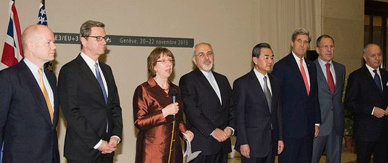 Iran Agreement Geneva Noember 2013