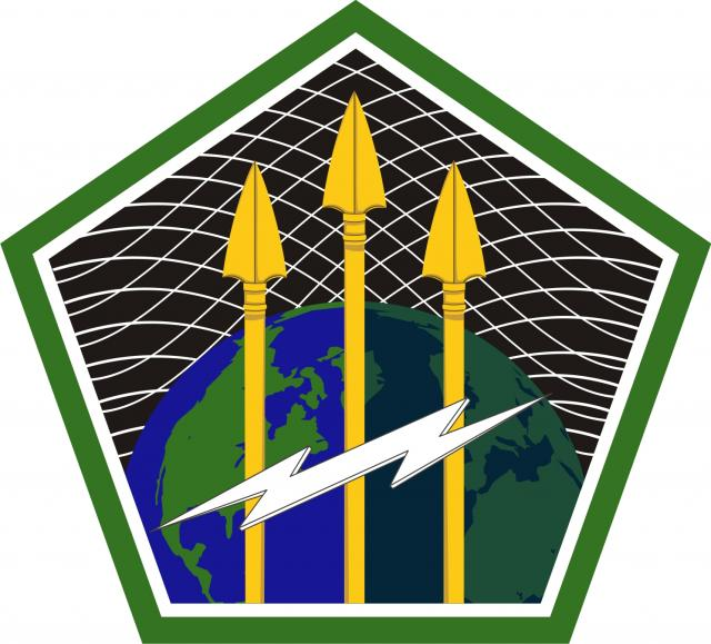 US Army Cyber Command (ARCYBER) logo.