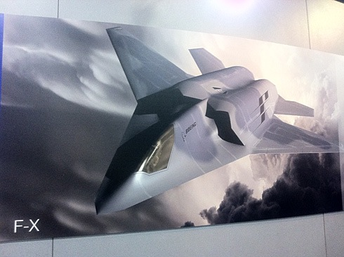 Boeing F-X1 Sixth generation fighter concept