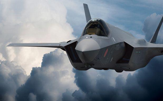 F-35 Japan concept