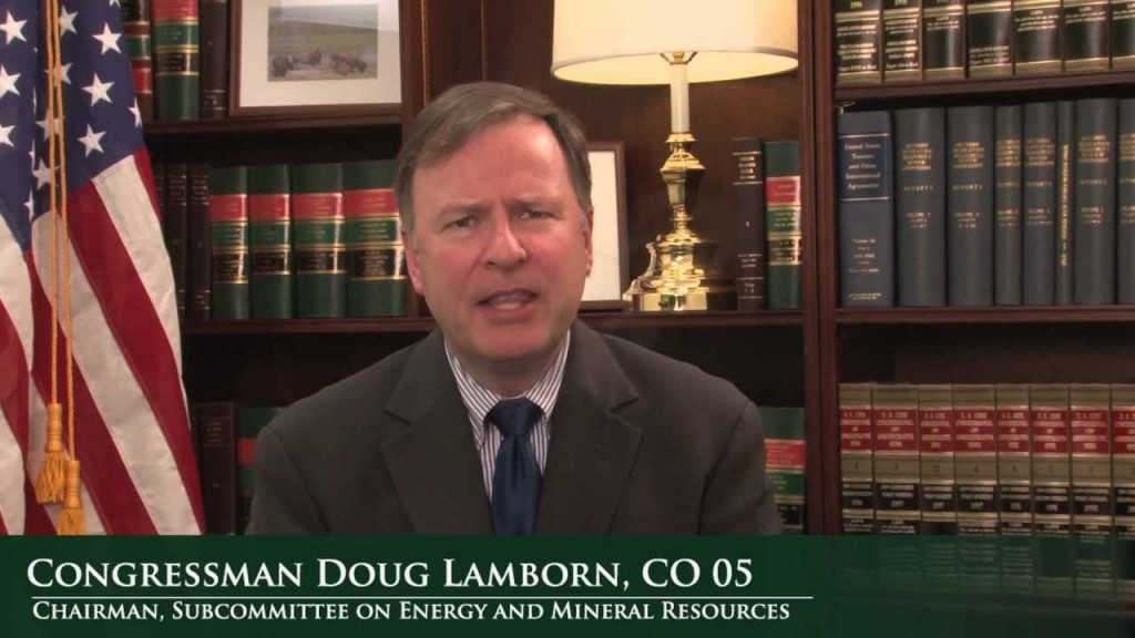 Rep Doug Lamborn Colorado