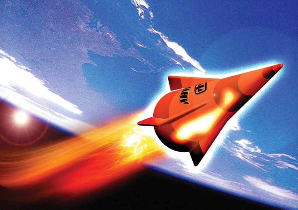 "The US Army's ""Advanced Hypersonic Weapon."""