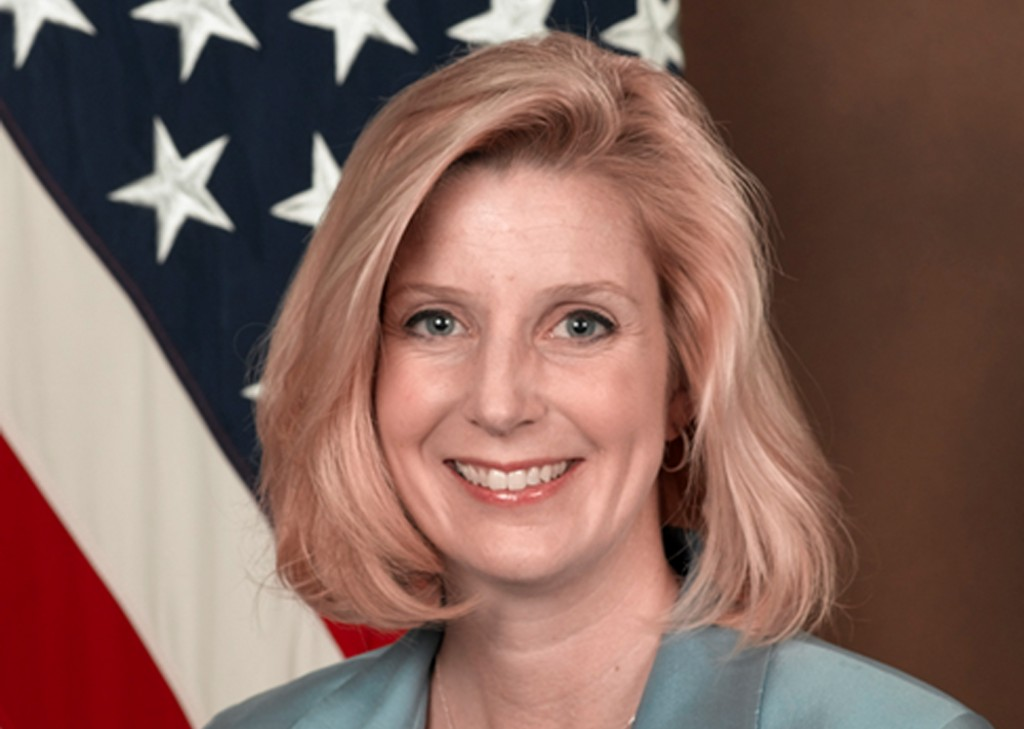 Christine Wormuth, nominated to be the Pentagon's top policy official.