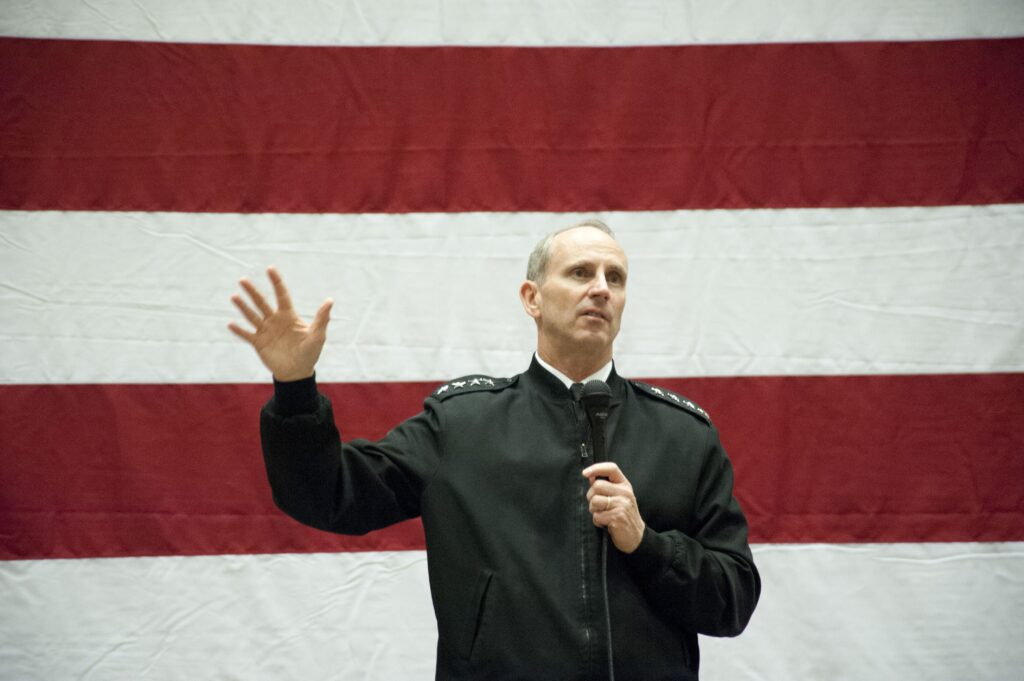 Adm. Jonathan Greenert, Chief of Naval Operations.