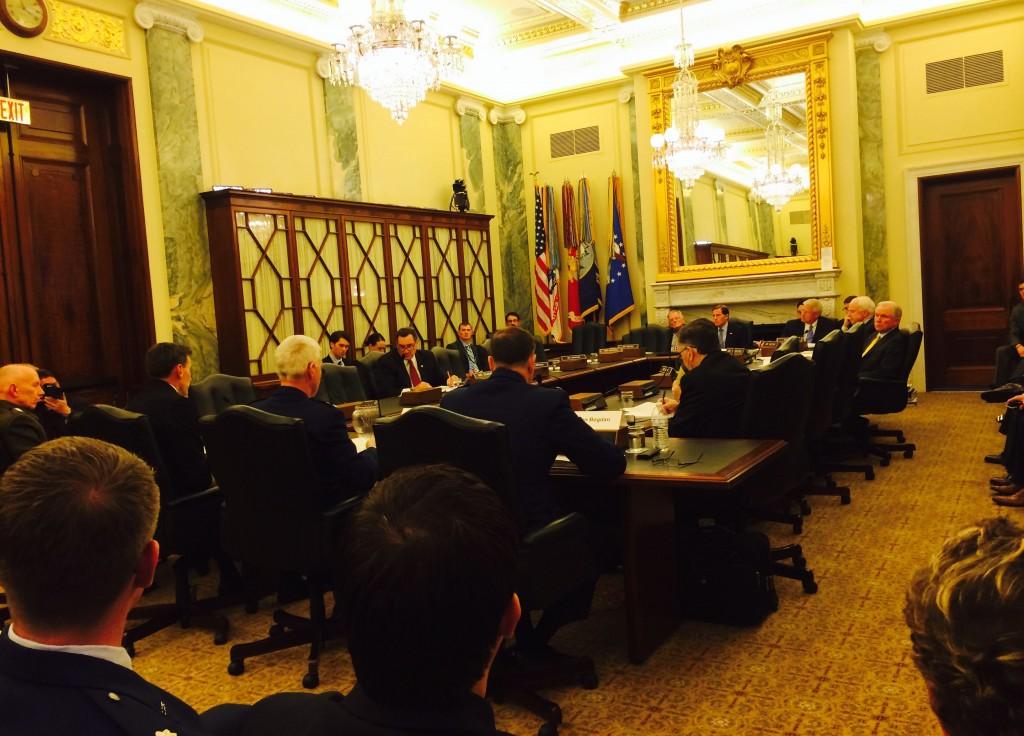 SASC hearing on F-35