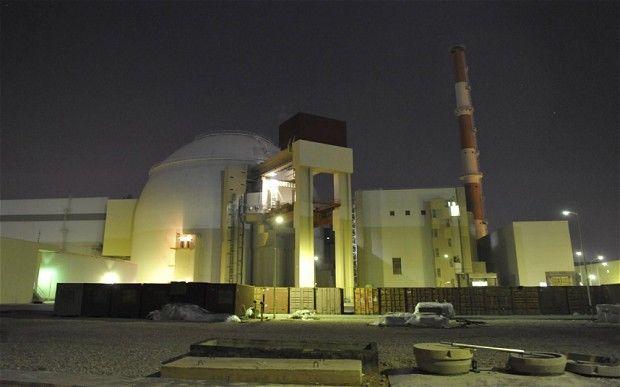 iran nuke plant
