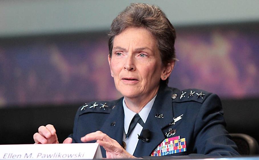 Gen. Ellen Pawlikowski