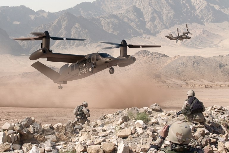 Bell V-280 Valor Joint Multi-Role Demonstrator