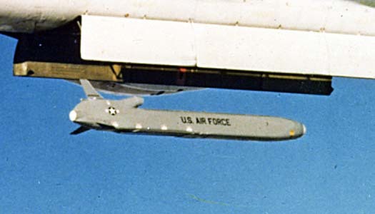 Air-Launched Cruise Missile (ALCM)