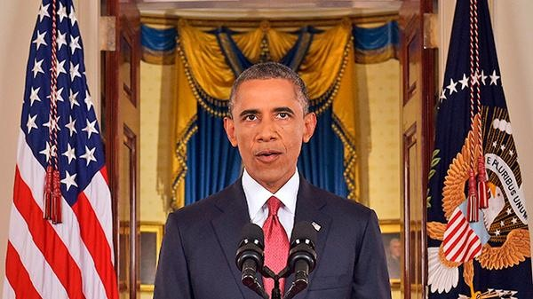 President Obama and ISIL speech