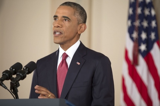 Obama delivers ISIL speech