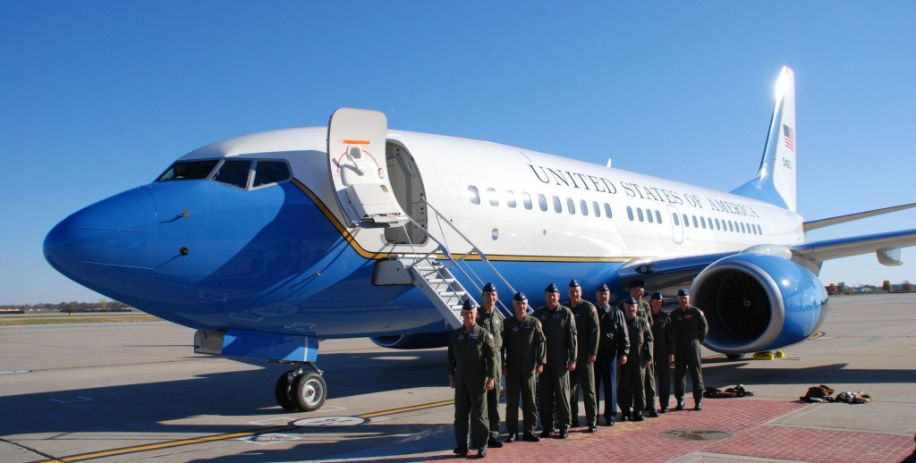932nd Airlift Wing receives new plane