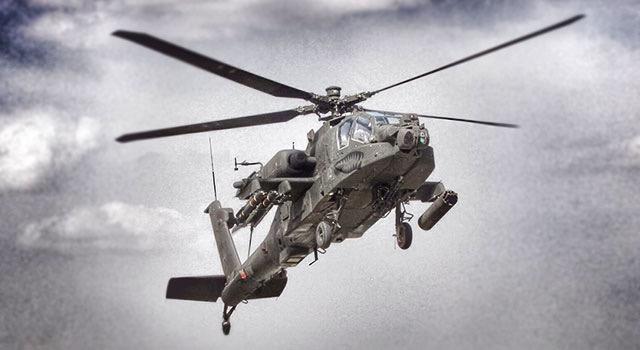 Apache AH-64E in Afghanistan