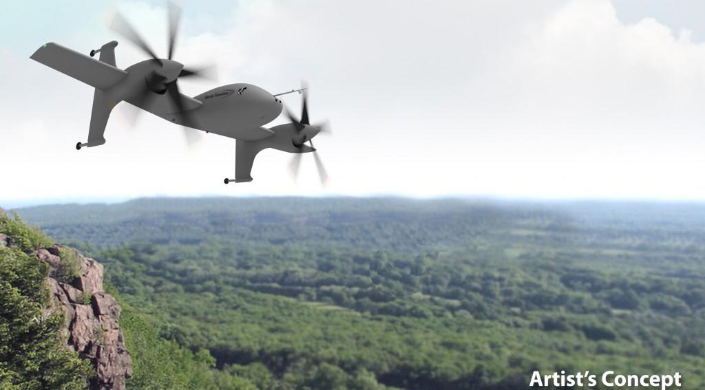 Sikorsky VTOL X-Plane Concept DARPA