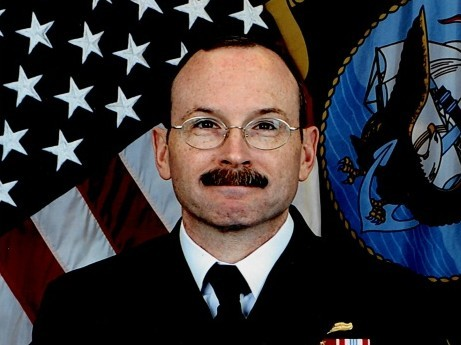 Rear Adm. Sean Filipowski