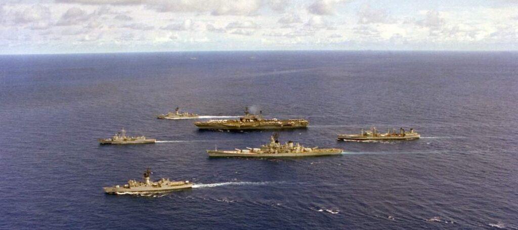 John Lehman fleet