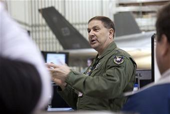 Lt. Gen. Christopher Bogdan