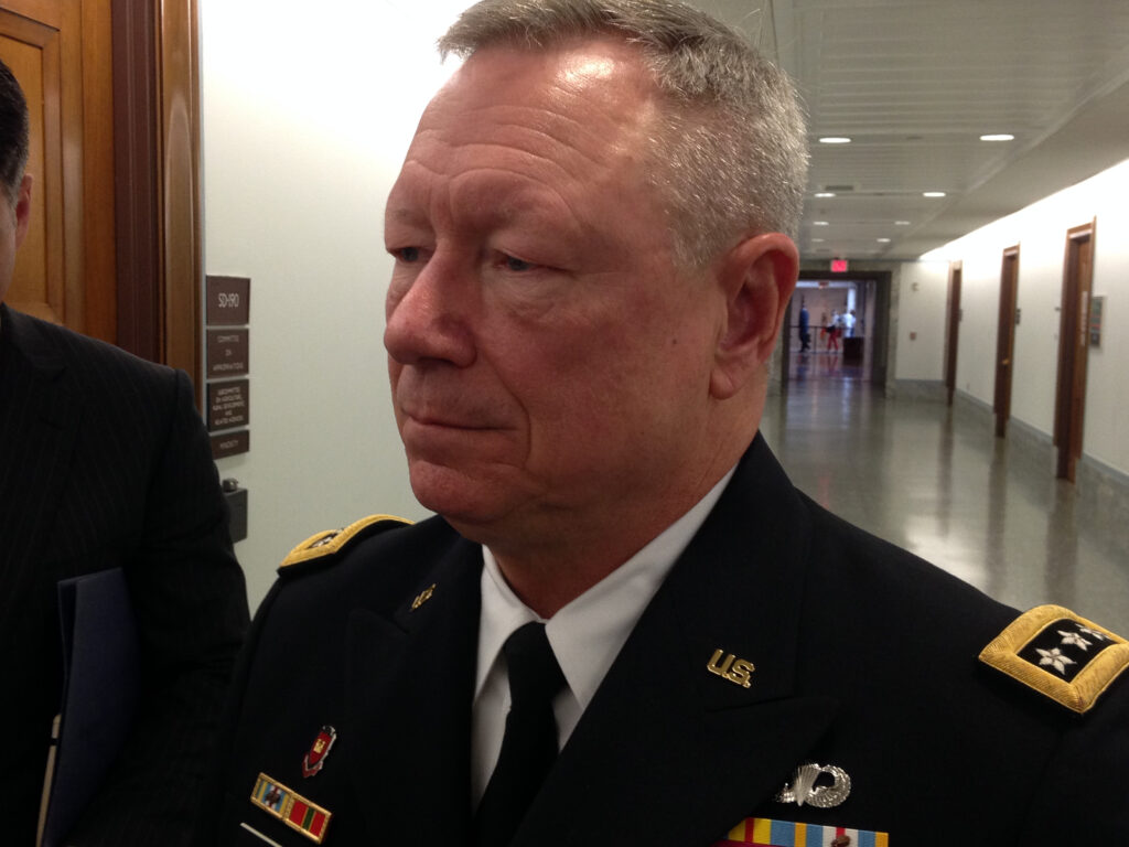Gen. Frank Grass