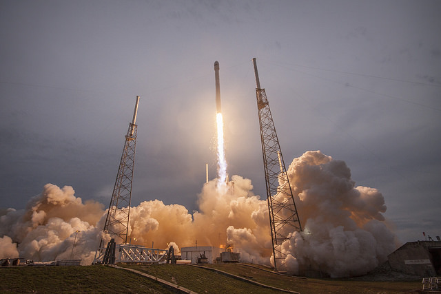 Falcon 9 launch SpaceX