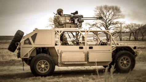 Big Company, Small Vehicle? General Dynamics Offers Flyer ...