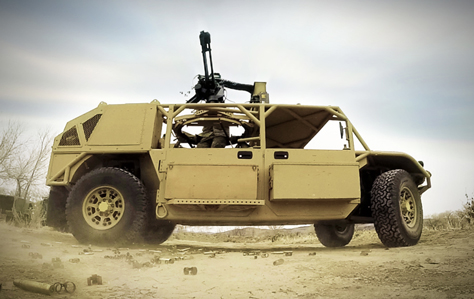 Charge Of The Light Brigade: Army Seeks Air-Droppable Vehicles For Infantry