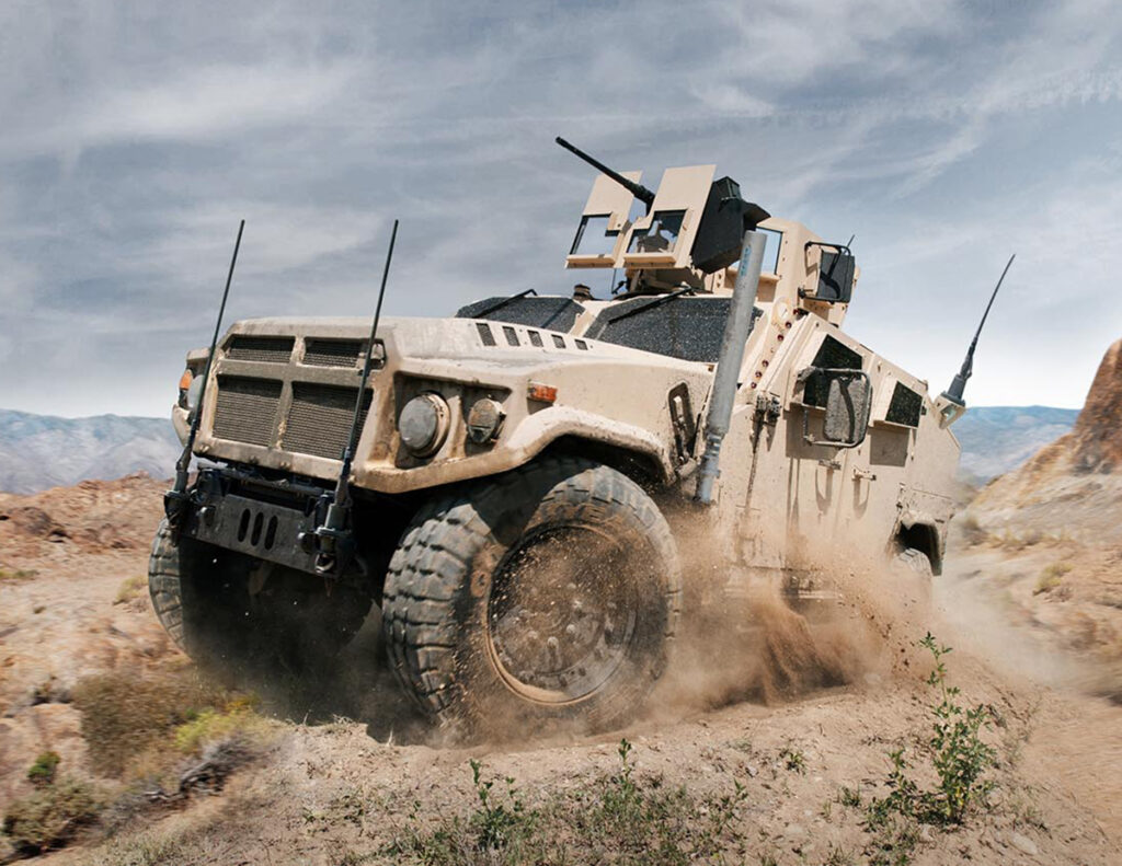 The 21st Century Jeep: JLTV Race Hits Final Stretch