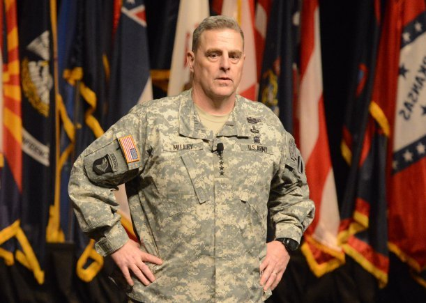 Miserable, Disobedient & Victorious: Gen. Milley's Future ...