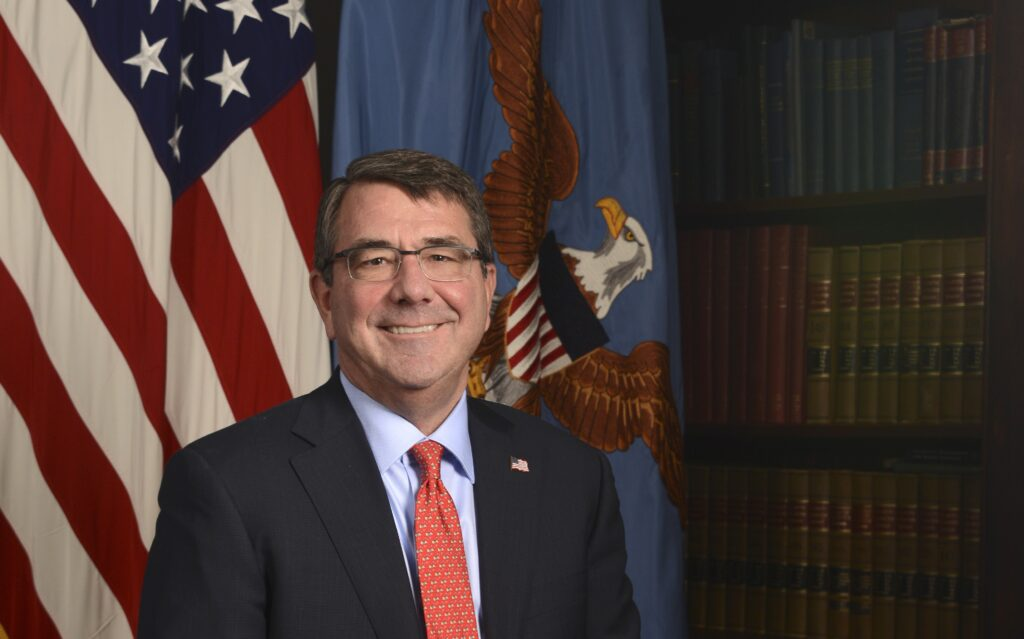 Ash Carter Defense Secretary