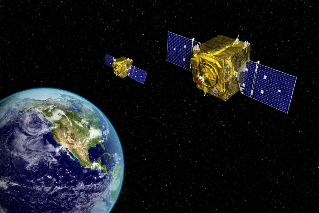 GSAP satellite