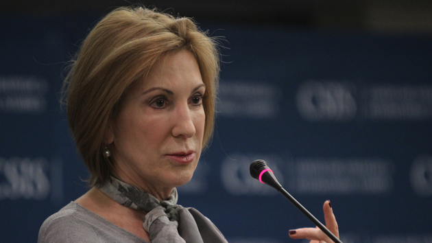 Carly Fiorina at CSIS