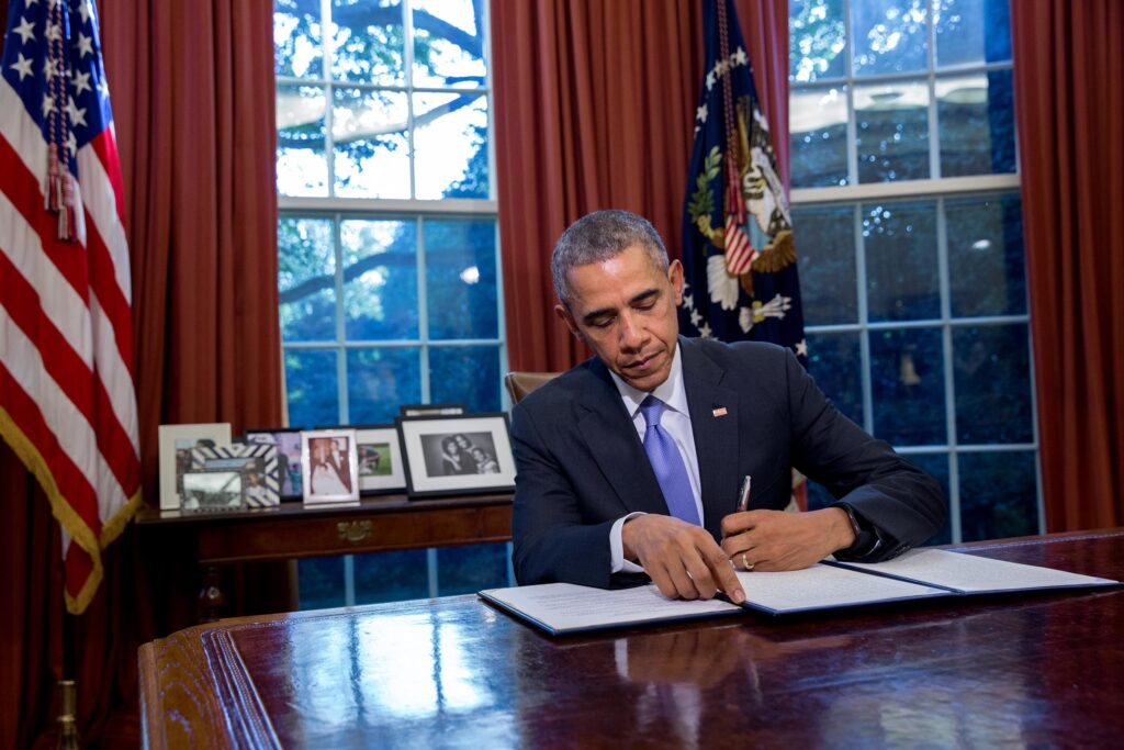President Obama vetoes 2016 NDAA