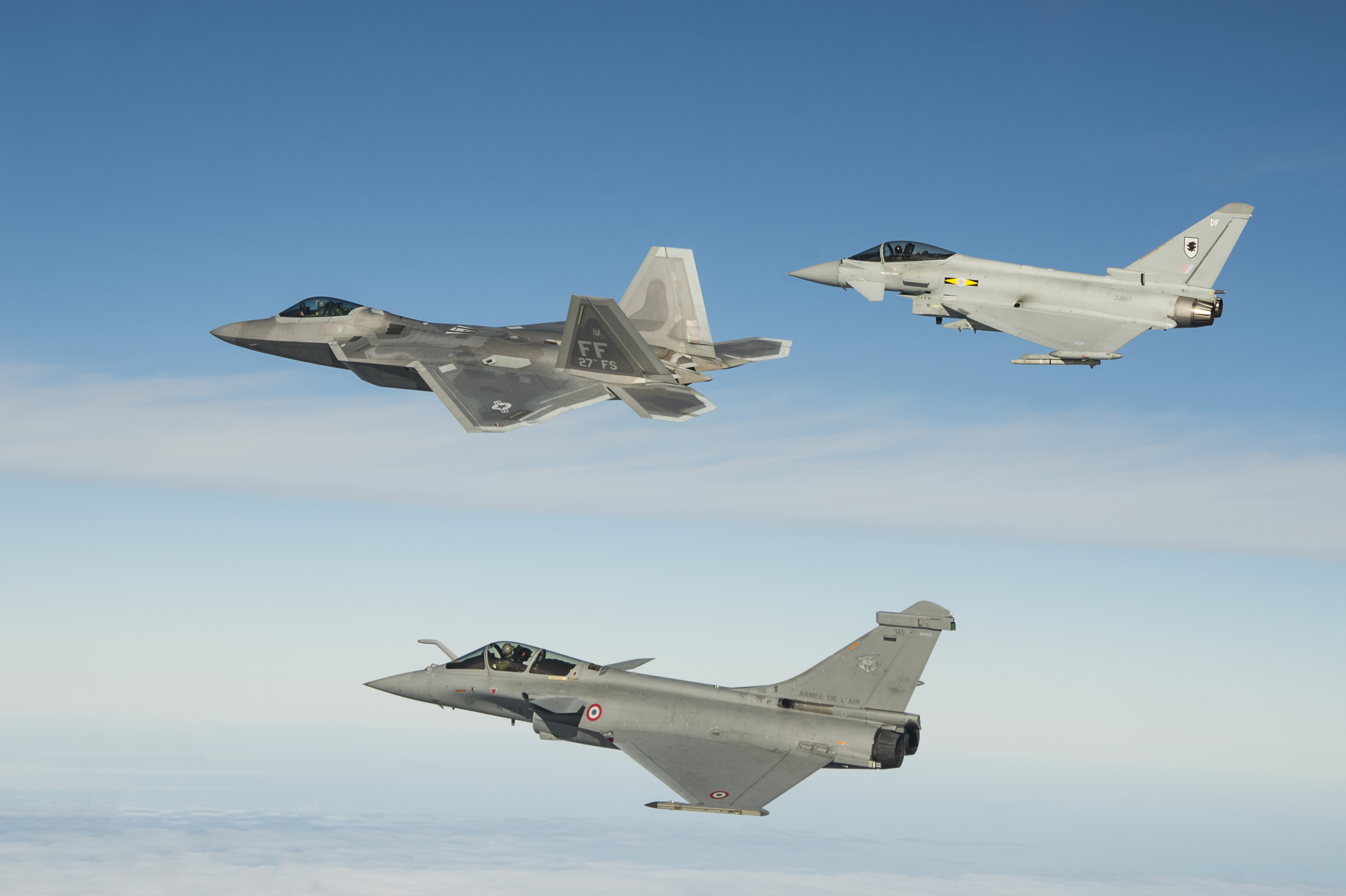 F 22 Typhoon Rafale Lessons From The Trilateral Wargame Raptor Engine Diagram Breaking Defense Industry News Analysis And Commentary