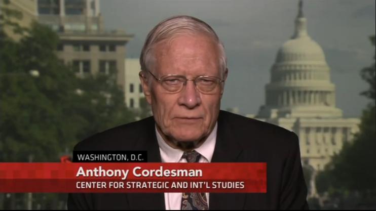 Anthony Cordesman