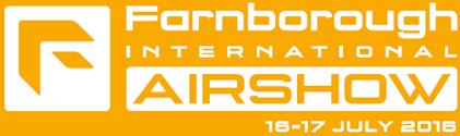 Farnborough 2016 logo
