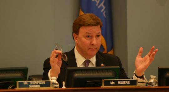 Rep. Mike Rogers Alabama Strategic Forces chairman