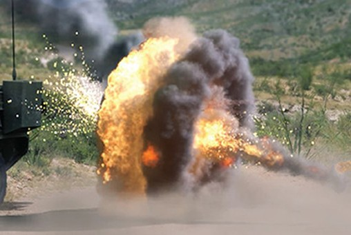 Missile Defense For Tanks: Raytheon Quick Kill Vs. Israeli ...