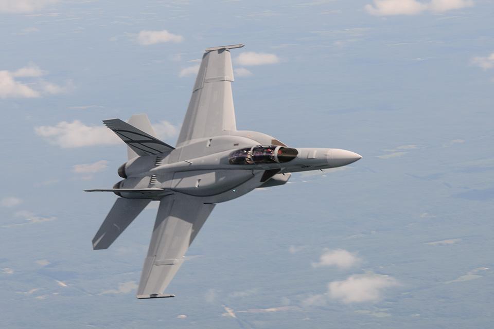 F 18 Advanced Super Hornet Boeing's Block III S...