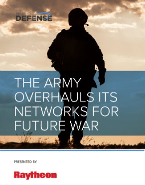 The army overhauls its networks for future war ebook breaking the army overhauls its networks for future war ebook breaking defense defense industry news analysis and commentary fandeluxe Ebook collections
