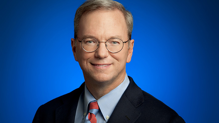 Our Artificial Intelligence 'Sputnik Moment' Is Now: Eric Schmidt & Bob Work