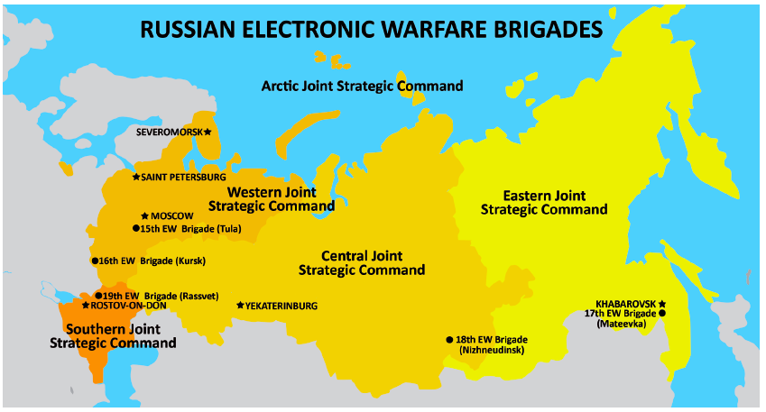 Electronic Warfare Trumps Cyber For Deterring Russia
