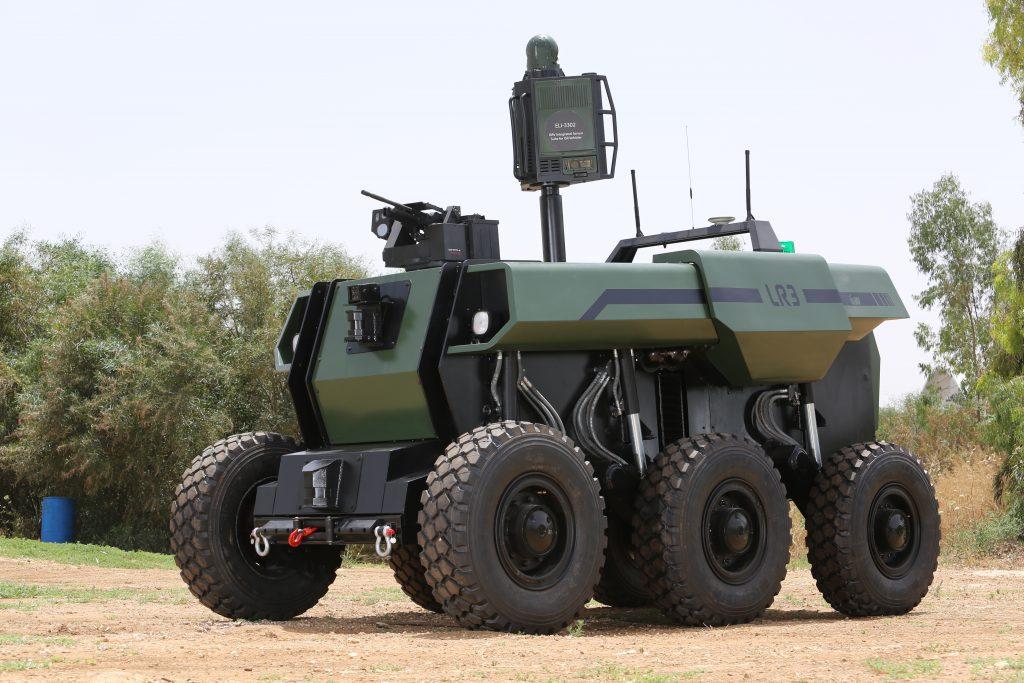 US Army Pursues Israeli Robots
